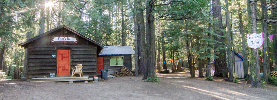 Friars-Hut