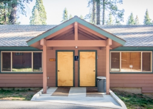 Mountain View Rotary Cabin Exterior