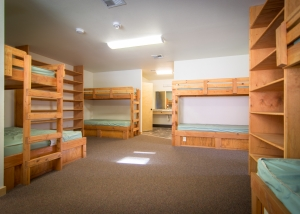 Mountain View Rotary Cabin Interior